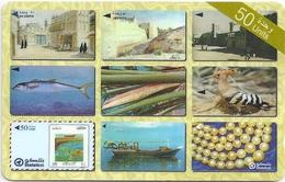 Bahrain - Collect Bahrain Phonecards - 50Units - 50BAHW - 2001, Used - Bahrain