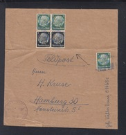 Dt. Reich Feldpost Päckchenabschnitt 01468 C - Briefe U. Dokumente