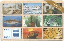 Bahrain - Collect Bahrain Phonecards - 100Units - 50BAHX - 2001, Used - Bahrain
