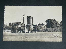 CHATEAUNEUF SUR LOIRE    ARDT   ORLEANS    1950  /    PLACE   .......... EDITEUR - Other Municipalities
