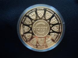 € 2001 * B.E. - EURO