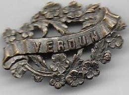 Insigne  VERDUN - Abzeichen & Ordensbänder