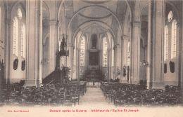 Denain (59) - Intérieur De L'Eglise St Joseph - Denain