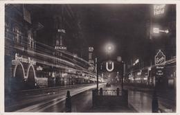 ALLEMAGNE,GERMANY,DEUTSCHLAND,BERLIN BEI NACHT,at Night,berlin  Nuit,friedrichstrabe,fred Erick Street,hotel,kaiser - Unclassified