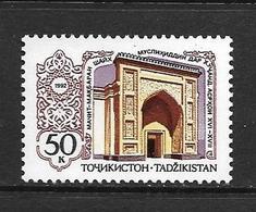 TADJIKISTAN 1992 ARCHITECTURE  YVERT N°2  NEUF MNH** - Tadjikistan
