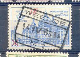 B471 -België Spoorweg Chemin De Fer WEELDE - 1952-....