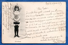 Loffison --  1903 - Berühmt Frauen