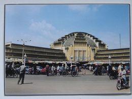 Moteur   Motor   Bicycle  Car / Cambodia - Moto
