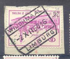 B499 -België Spoorweg Chemin De Fer WIJCHMAAL LIMBURG - 1952-....