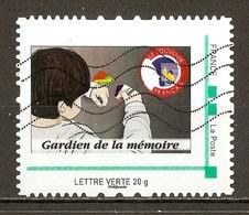 Lettre Verte 20g - Le Souvenir Français - Gardien De La Mémoire - France