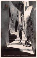 CPA 06 ROQUEBRUNE UNE RUE PITTORESQUE - Roquebrune-Cap-Martin