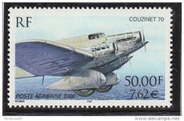 FRANCE 2000 COUZINET 70 -  YT  PA 64 - PA64 - NEUF**           -            TDA242D - 1960-.... Neufs