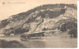Yvoir - CPA - Houx - Les Ruine De Poilvache - Yvoir