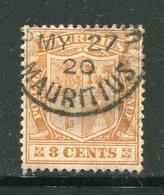 MAURICE- Y&T N°136- Oblitéré - Maurice (...-1967)