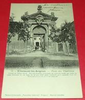 CARTE POSTALE GARD : VILLENEUVE-LES-AVIGNON , PORTE DES CHARTREUX  ,  ETAT VOIR PHOTO  . POUR TOUT RENSEIGNEMENT ME CONT - Villeneuve-lès-Avignon