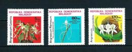 Madagascar  Nº Yvert  645/7  En Nuevo - Madagascar (1960-...)