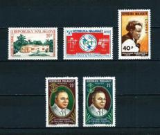 Madagascar  Nº Yvert  405/7-408/9  En Nuevo - Madagascar (1960-...)