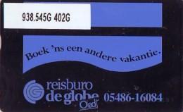 Telefoonkaart  LANDIS&GYR NEDERLAND *  RCZ.938.545G   402G * BOEK 'NS EEN ANDERE VAKANTIE  * TK * ONGEBRUIKT * MINT - Nederland