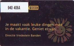 Telefoonkaart  LANDIS&GYR NEDERLAND *  RCZ.940   406a * Vredestein  * TK * ONGEBRUIKT * MINT - Nederland