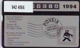 Telefoonkaart  LANDIS&GYR NEDERLAND *  RCZ.942   406a * Poveia Postzegelveiling  * TK * ONGEBRUIKT * MINT - Nederland