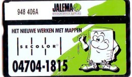 Telefoonkaart  LANDIS&GYR NEDERLAND *  RCZ.948   406a * JALEMA  * TK * ONGEBRUIKT * MINT - Nederland