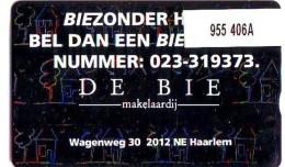 Telefoonkaart  LANDIS&GYR NEDERLAND *  RCZ.955   406a * De Bie Makelaardij Haarlem  * TK * ONGEBRUIKT * MINT - Nederland