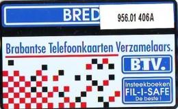 Telefoonkaart  LANDIS&GYR NEDERLAND *  RCZ.956.01   406a * Brabantse Telefoonkaarten   * TK * ONGEBRUIKT * MINT - Nederland