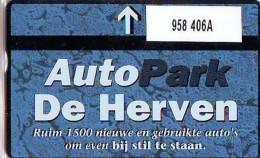 Telefoonkaart  LANDIS&GYR NEDERLAND *  RCZ.958   406a * AUTO DE HERVEN   * TK * ONGEBRUIKT * MINT - Nederland