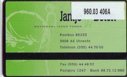 Telefoonkaart  LANDIS&GYR NEDERLAND *  RCZ.960.03  406a * Jantje Beton, Nationaal Jeugd Fonds  * TK * ONGEBRUIKT * M - Nederland