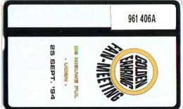 Telefoonkaart  LANDIS&GYR NEDERLAND *  RCZ.961  405a * Golden Earring Fan-meeting  * TK * ONGEBRUIKT * MINT - Nederland