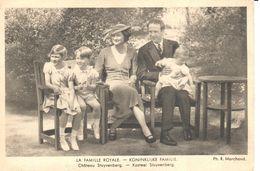 Belgique - CPA - Famille Royale - Château Stuyvenberg - Familias Reales