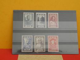 Lot 6 Timbres Neuf 1946 > Série N°765 à 770 - 6 Val - Y&T - Célébrité Du XV Siècle - Coté 13€ - Ongebruikt