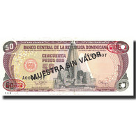 Billet, Dominican Republic, 50 Pesos Oro, 1994, 1994, Specimen, KM:135s2, NEUF - Dominicaine