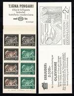 Sverige 1968  Yv  C601** Boekje/carnet 601** Complete Booklet - 1951-80