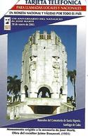 ETECSA - National And Local Phonecard - 5.00 Pesos - Cuba - Cuba
