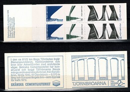 Sverige 1969  Yv  C631** Boekje/carnet 631** Complete Booklet - 1951-80