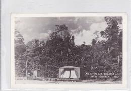 AN OPEN AIR THEATERE. NEW GUINEA PAPUA. No7. GROGAN PHOTO COMPANY. CIRCA 1910's.-BLEUP - Papoea-Nieuw-Guinea