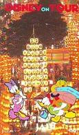 Télécarte  * DISNEY * Japon (110-171129) DISNEY ON TOUR   (6348) * JAPAN PHONECARD * - Disney