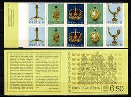 Sverige 1971  Yv  C702** Boekje/carnet 702** - 1951-80