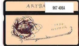 Telefoonkaart  LANDIS&GYR NEDERLAND *  RCZ.967  406a * ART BANK  * TK * ONGEBRUIKT * MINT - Nederland