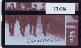 Telefoonkaart  LANDIS&GYR NEDERLAND *  RCZ.971  406a * THE BEATLES  * TK * ONGEBRUIKT * MINT - Nederland