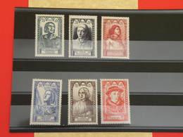 Lot 6 Timbres Neuf 1946 > Série N°765 à 770 - 6 Val - Y&T - Célébrité Du XV Siècle - Coté 13€ - France