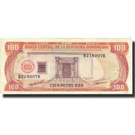 Billet, Dominican Republic, 100 Pesos Oro, 1991, 1991, KM:136a, SPL - Dominicaine