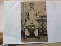 ASIE/VIET NAM/TONKIN: Haiphong, Riche Indigène            CPA - Viêt-Nam