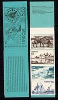 Sverige 1972  Yv  C732** Boekje/carnet 732** Complete Booklet - 1951-80