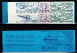 Sverige 1972  Yv  C740** Boekje/carnet 740** Complete Booklet - 1951-80