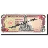 Billet, Dominican Republic, 50 Pesos Oro, 1994, 1994, Specimen, KM:135s2, NEUF - Dominicana