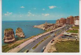 693 /  LIBAN 1972 /  BEIRUT / BEYROUTH . Quartier RAOUCHE Et La Grotte Aux Pigeons - Líbano