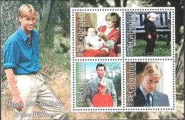 Gibraltar 2000 18th Birthday Of Prince William, Mi Bloc 41, MNH(**) - Gibraltar