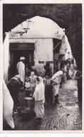 CABAH. FONTAINE DE LA RUE N'FISSAH. 203. ALGER. EDIT DELACAZE. CIRCA 1940's.-BLEUP - Andere Steden